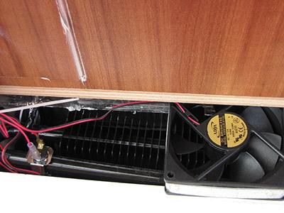 Kühlschrank Ventilator : Kühlschrankventilator läuft fast ohne unterbrechung wohnmobil