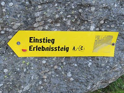 Klettersteig Pitztal : Pitztal klettersteig