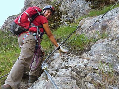 Klettersteig Schwierigkeitsgrad : Rosina klettersteig dachstein ramsau tourentipp
