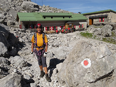 Klettersteig Ehrwald : Zugspitz klettersteig von ehrwald