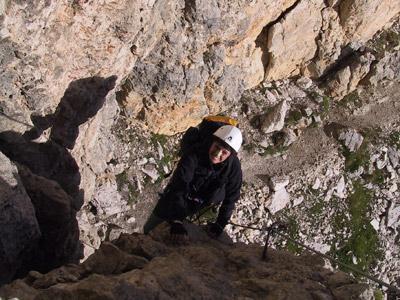 Klettersteig Rotwand : Grandiose klettersteig runde im rosengarten mit kesselkogel